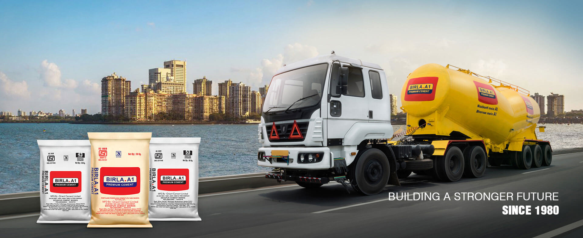 Cements | Top Cement Company in India | Best Quality Cement